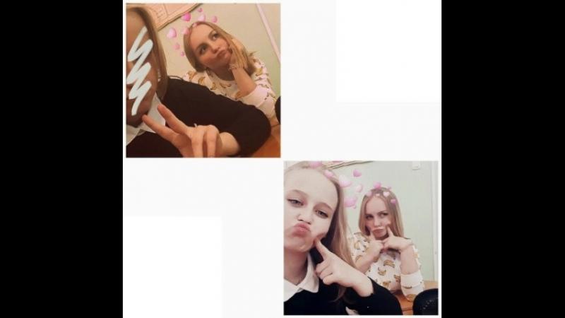 Анечка и Ариночка ❤💪