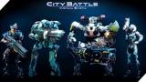 Johny Pleiad City Battle - Virtual Earth. Новая игра в стиле Overwatch. Выпуск 2.