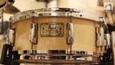 Pearl Masters Studio 4ply birch snare