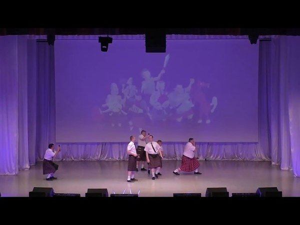 Белые горцы или шотландцы с Харьковской горы.