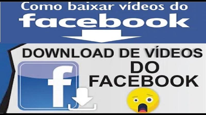 【DICA】☛ Como Baixar Vídeos do Facebook | Link do site na Descrição