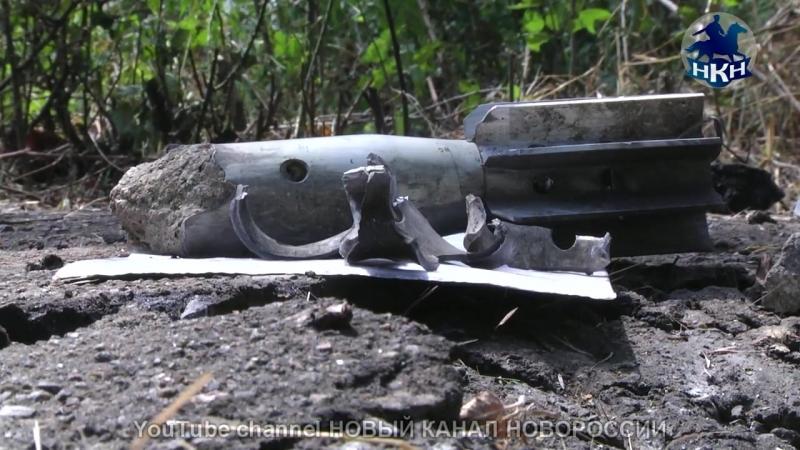 Мириться не собираются Украинские силовики открыли огонь по мирным жителям поселка Донецкий