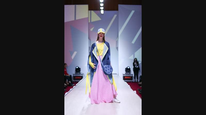 VII Всероссийский фестиваль моды и дизайна Симбирский стиль 2018, №1