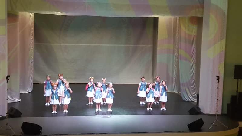 первоклашки в Туле на конкурсе тульский сувенир