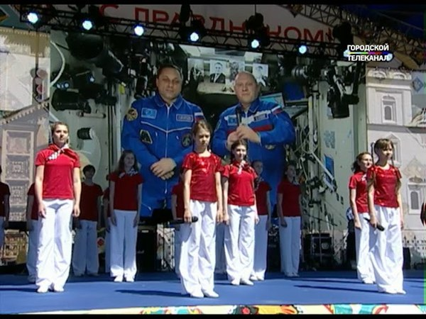 Официальный старт Дня города Ярославля был дан на Советской площади