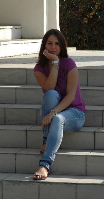 Анастасия Сударинена, 17 августа 1989, Новосибирск, id2021062