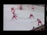 Олимпийские игры 1992, Альбервиль, хоккей, групповой этап, Россия-Швейцария, 8-1