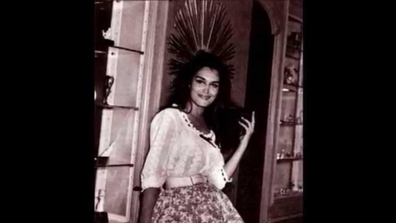 Dalida Histoire d'un amour Далида История одной любви 1957