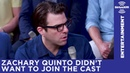 Zachary Quinto explains his hesitation to joining Boys in the Band cast