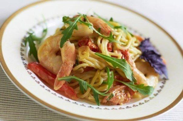 Подборка вкуснейших рецептов пасты Паста, запечённая овощами и