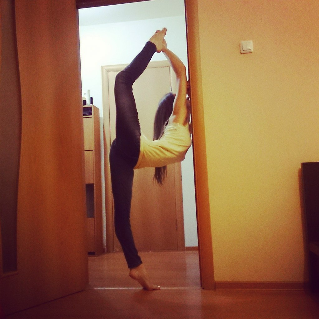 Фото на аву для девушек гимнастика