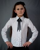 Купить Школьные Блузки Для Девочек