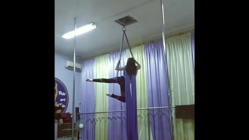 Aerial Silks 💎