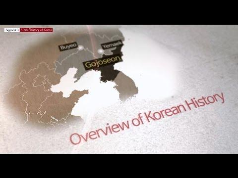[Korean Culture Series] A brief history of Korea