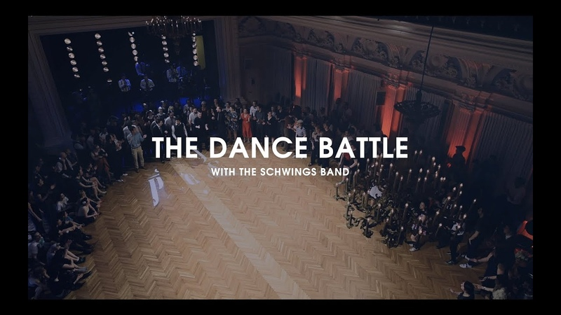 Swing Paradise 2018 - The Dance Battle - Balboa vs. St. Louis Shag vs. Collegiate Shag