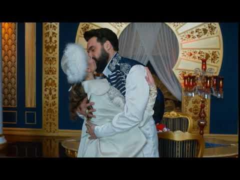 Kalbimin Sultani - Долгожданный поцелуй Анны и Махмуда