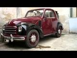 La Fiat 500 (Topolino)!
