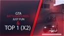 GTA Battlegrounds   TOP 1 (x2)   Squad Play  PUBG MTA (1)