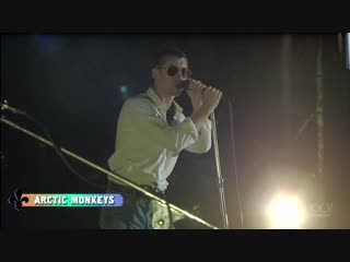 Arctic Monkeys - Live at festival Voodoo Music + Arts Experience 2018