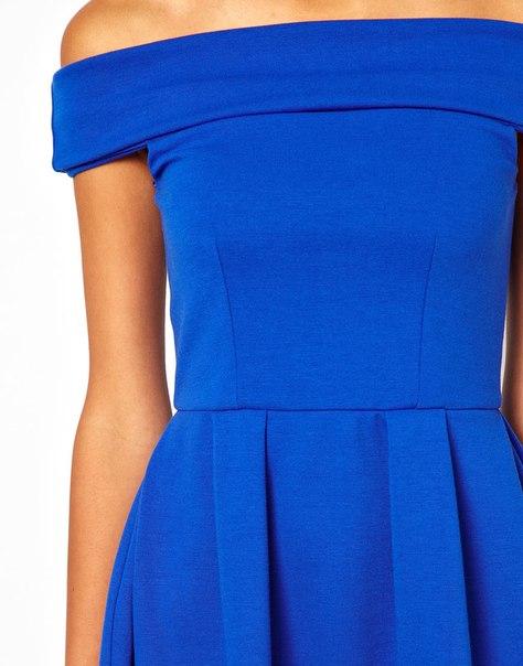 Как сшить платье с рукавами на плечах 396