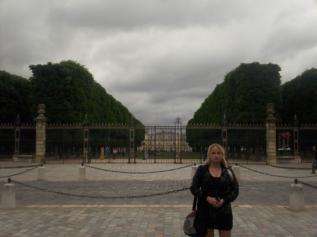 Елена Руденко. Франция. Париж. 2013 г. июнь. DR__mDHp7VQ