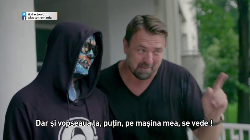 Horia Brenciu produce un accident de mașină: Carla, iartă-mă, ți-am lovit microbuzul!