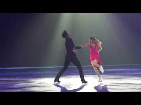 181006 TTYCT Kelowna - Kaitlyn Weaver and Andrew Poje (I Wanna Dance With Somebody)