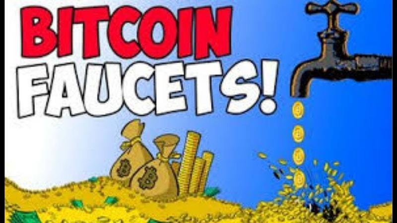 Новинки Биткоин Краны Вывод моментальный FaucetHub Free bitcoin faucet