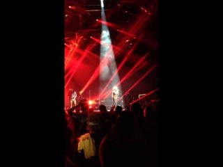 Bruno Mars - Our First Time - Camden 17/07/14