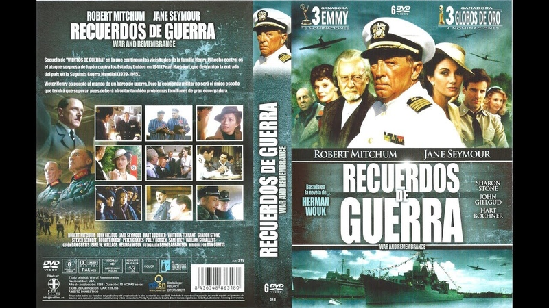 RECUERDOS DE GUERRA - Parte 10/12 (War and Remembrance - 1988)