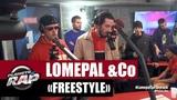 Freestyle - Lomepal, Tonio MC, Di-meh, SlimKa, Bon Gamin, N