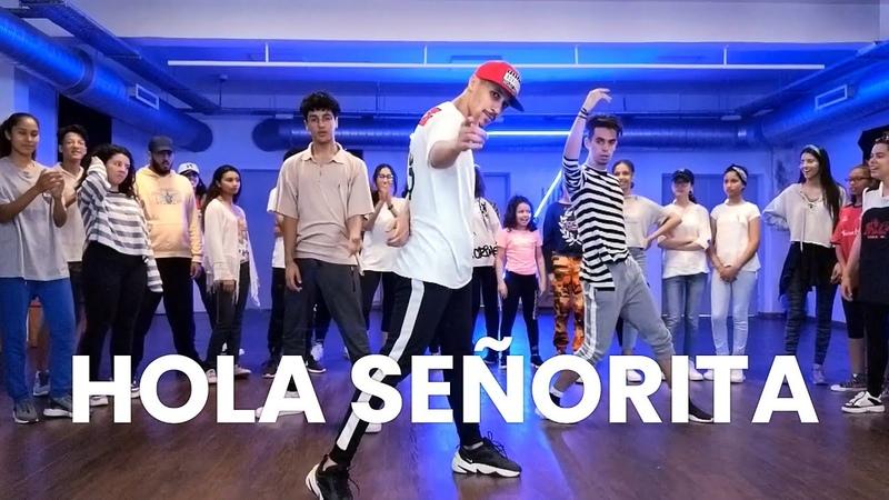 GIMS, Maluma - Hola Señorita | Dance Choreography
