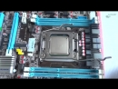 [чудоКИТ] Материнская Плата Huanan x79 (2.46) сокет 2011 ЦП Intel Xeon E5 2680 ОЗУ DDR3 16Гб | BIOS