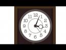 ЧАСИКИ Тик Так - Веселая развивающая песенка мультик для детей про животных