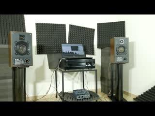 Radiotehnika S-30 vs BW 685 sound bass test [PART 1]