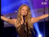 Mariah Carey - Through The Rain (live at American Music Awards 2003)