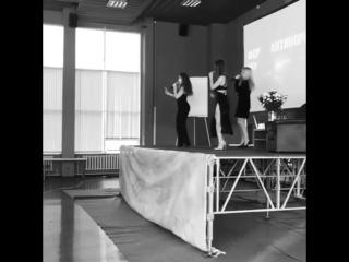 Ms.Tress - Стены (Live)