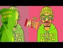 MonoNeon Hot Cheetos Lyric Video