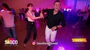 Rafał Rosiak and Katharina Rolev Salsa Dancing at El Sol Warsaw Salsa Festival, Thursday 08.11.2018