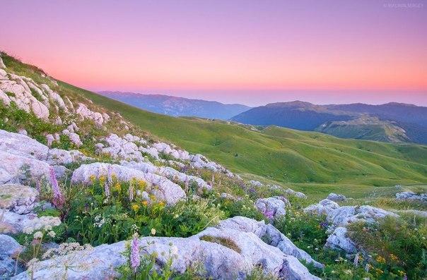 Абхазия - путешествие в страну гор-день первый