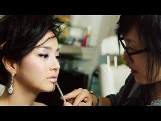 Видео-урок по макияжу от Kim Tae Hee с помощью корейской косметики HERA.   Корейская косметика