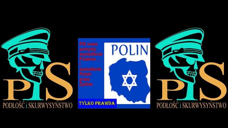 POLSKA, NIE POLIN, SKU@WYSYNY! P O L S K A!