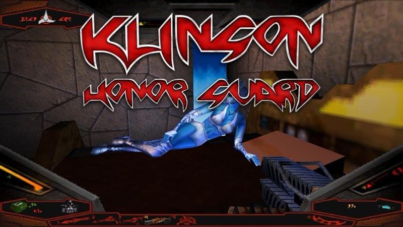Star Trek Klingon Honor Guard Review (The 3rd Best Star Trek FPS) - Gggmanlives