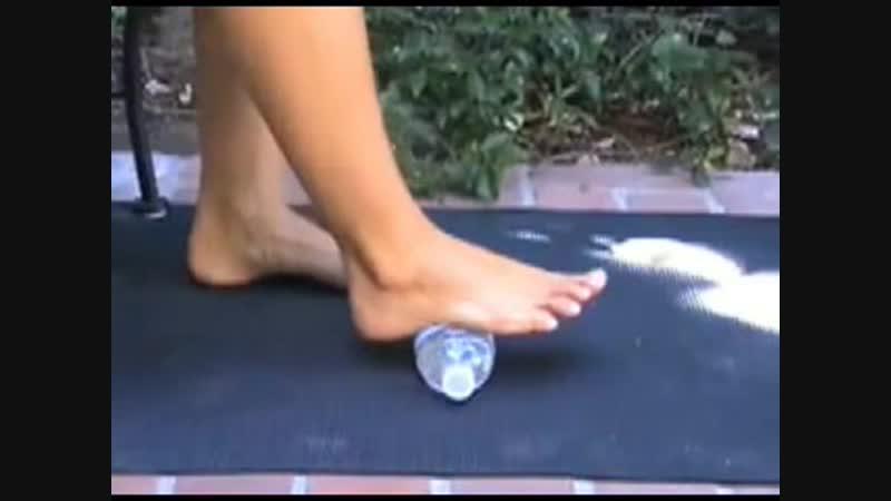 4 Плантарный фасциит (пяточная шпора) - лечебные упражнения 3а