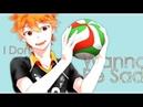 Hinata「Haikyuu!! AMV」 I Don't Wanna Be Sad