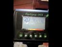 Обзор меню и настроек металлоискателя Фортуна м3