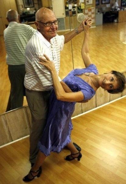 Танцы активизируют умственную