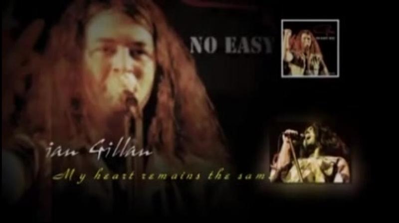 Ian Gillan. My Heart Remains The Same.wmv