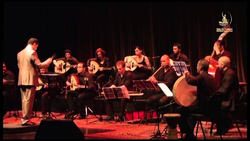 Parfum de gitane Oud Orchestre EMM Paris Concert IMA 2014