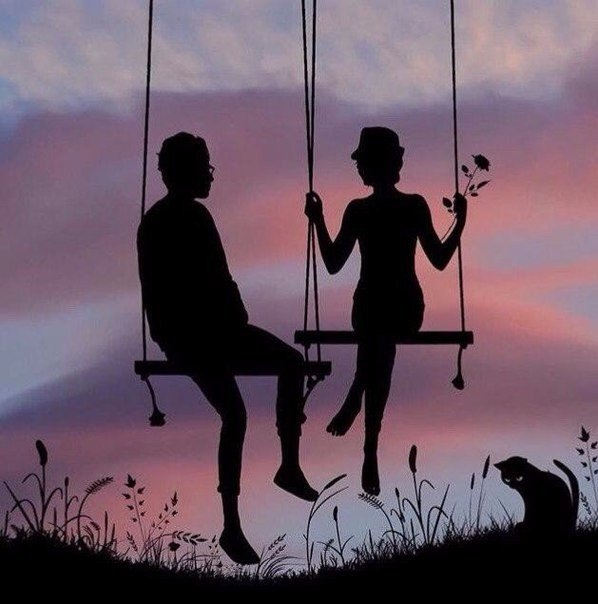 Нужно уметь ждать. Ждать человека, ждать счастья, ждать встречи. Это того стоит,...